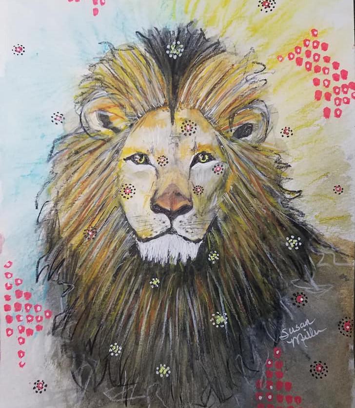 Daniel the Lion