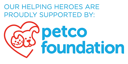 Petco Foundation Site Badge - Helping He