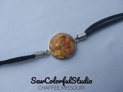Memorial Bezel Style Bracelet