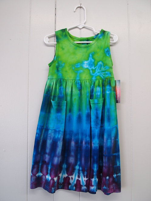 4t Tiedyed Sun dress