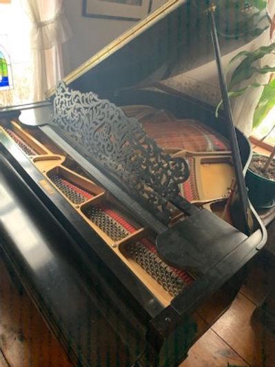 Allan H. Day, Perzina Grand Piano for sale