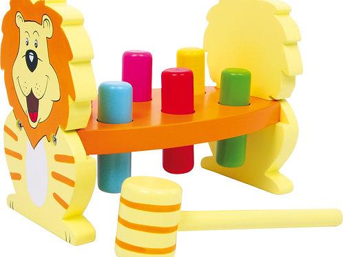 Hammer Bench Lion