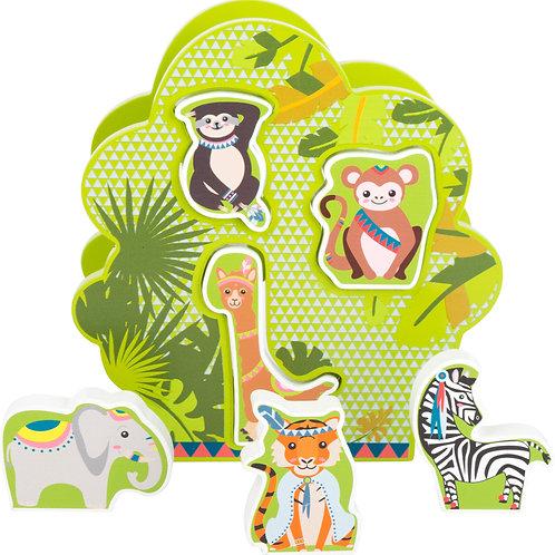 Funky Jungle Puzzle