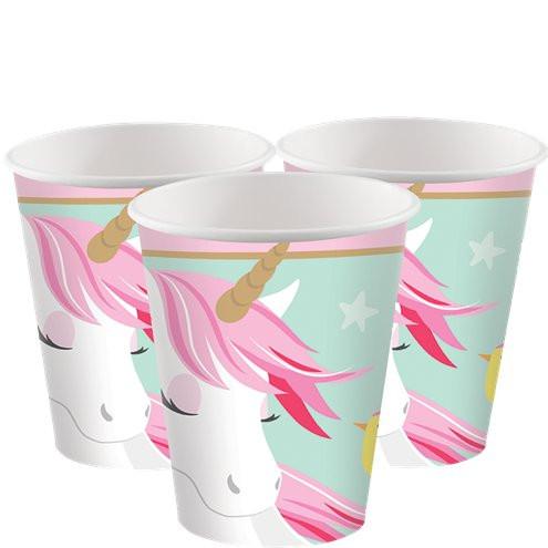 Magical Unicron paper cups.jpg