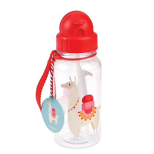 Dolly Llama Water Bottle