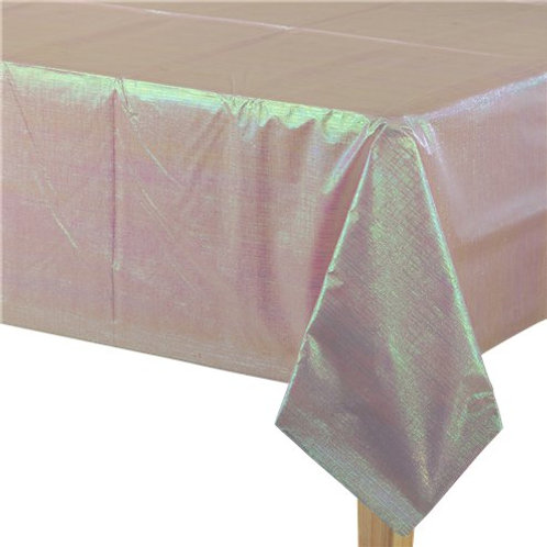 Pink Dazzling Paper Tablecover