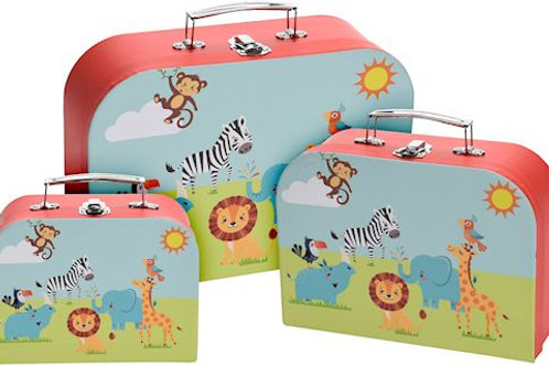 Set of 3 Children's Suitcase