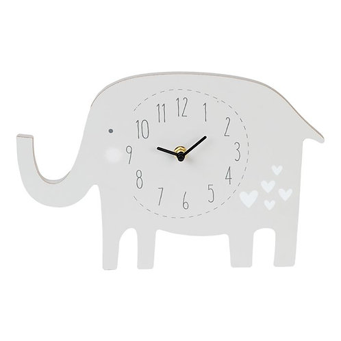 Elephant Heart Clock