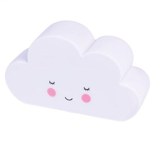 White Cloud Night Light