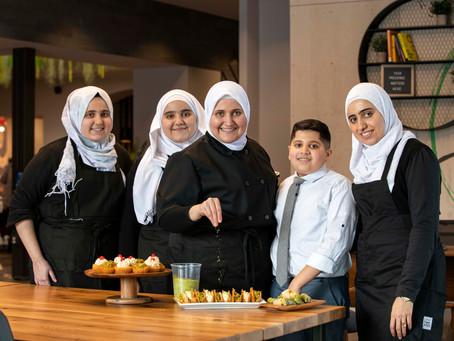 Ibtisam's Journey from Syria to Cincinnati
