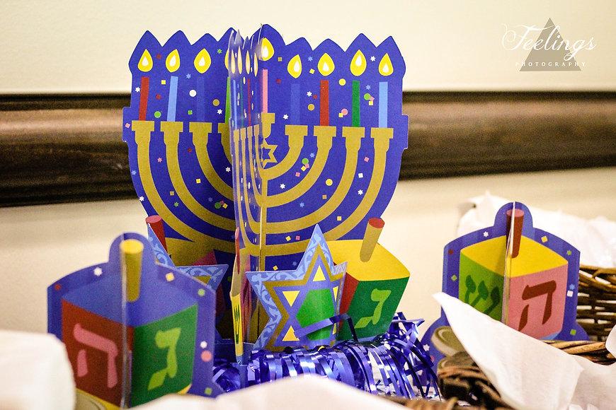Forum Nashim Hanukkah Event