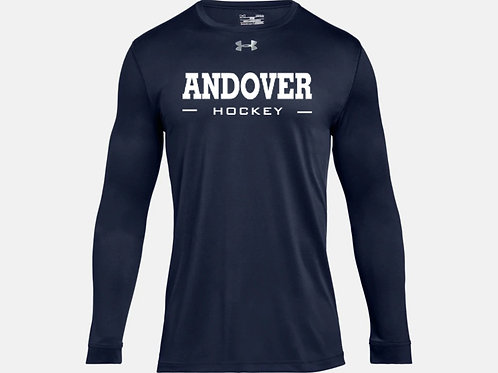Under Armour Long Sleeve Locker Tee PA Hockey