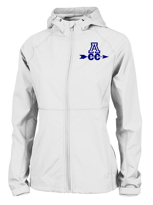 White Charles Latitude River jacket