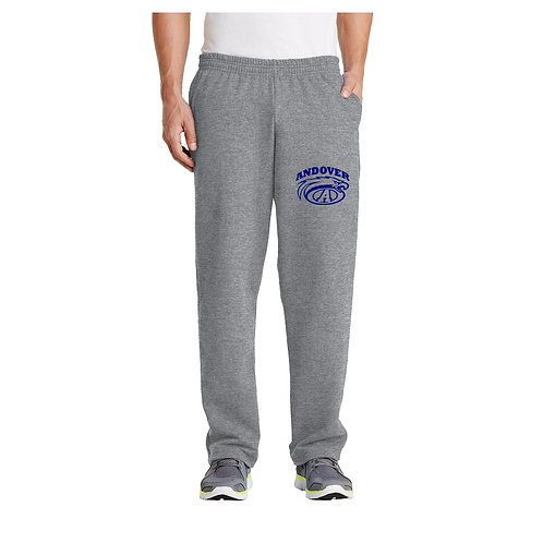 Grey Port Authority Sweatpants Andover Wrestling