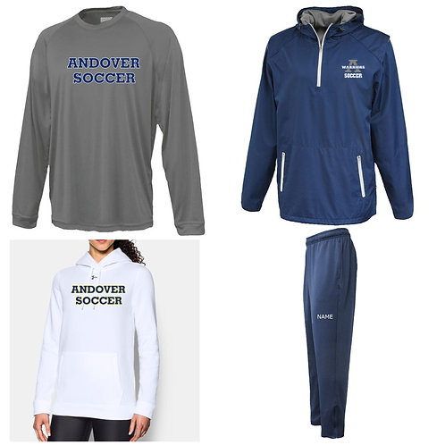 Package Deal AHS Girls Soccer