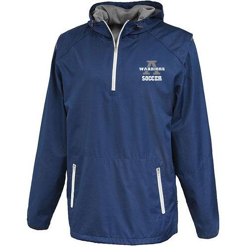 Navy Pennant Jacket AHS Girls Soccer