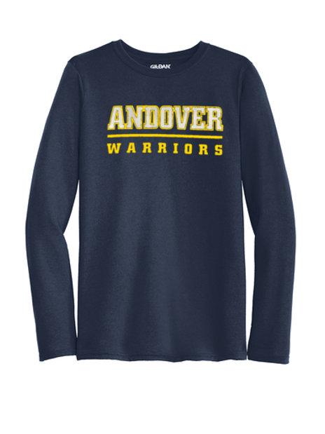 Navy or Gray Long Sleeve AHS