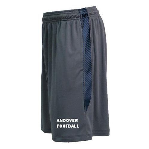 Grey/Navy Pennant Blade Shorts