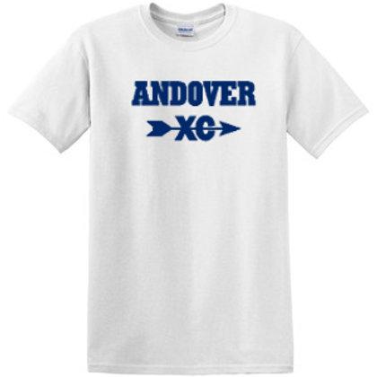 White Andover XC T-Shirt