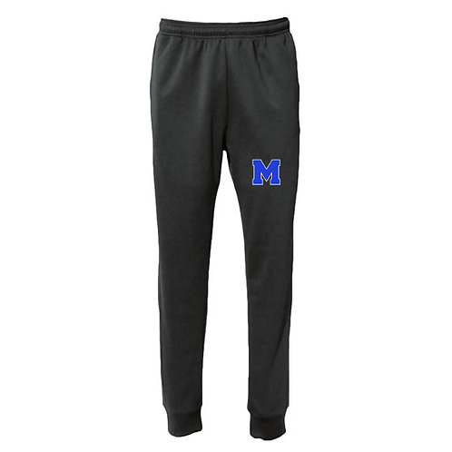 Black or Grey Pennant Jogger