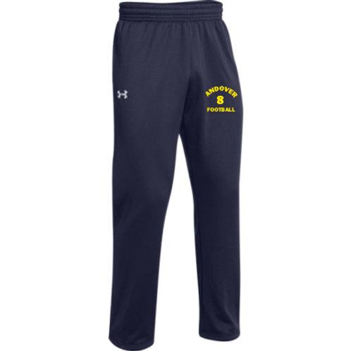 Navy Under Armour Storm Fleece Sweatpants