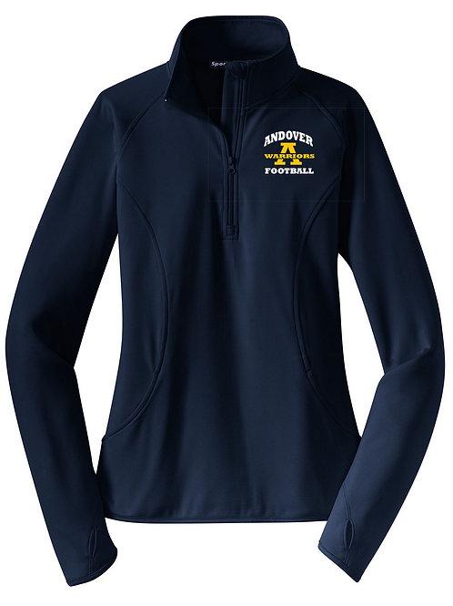 Navy Ladies Sport Tek Quarter Zip (parent item)