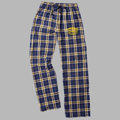 Navy/Gold Boxercraft PJ Pants AHS