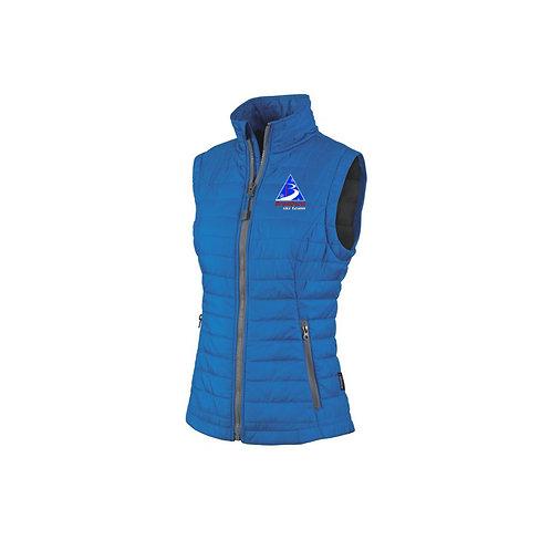 Women's Cobalt Radius Quilted Vest Bradford Ski