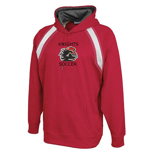 Red Pennant Performance Hoody NA Girls Soccer