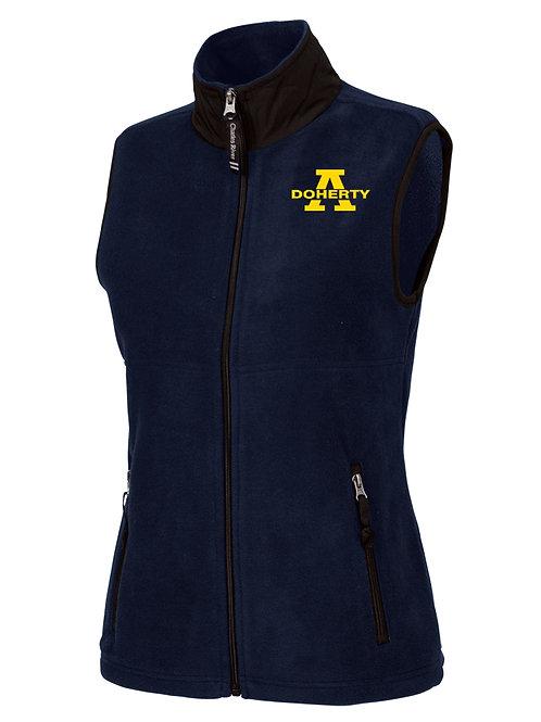 Women's Navy Ridgeline vest