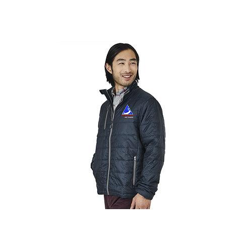 Men's Black Lithium Quilted Jacket Bradford Ski