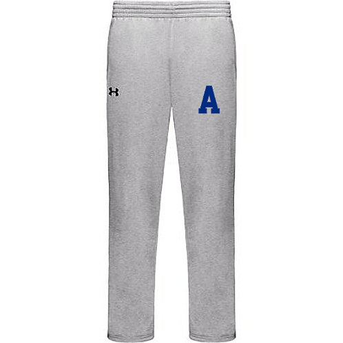 Grey or Navy Under Armour Sweatpants PA Hockey