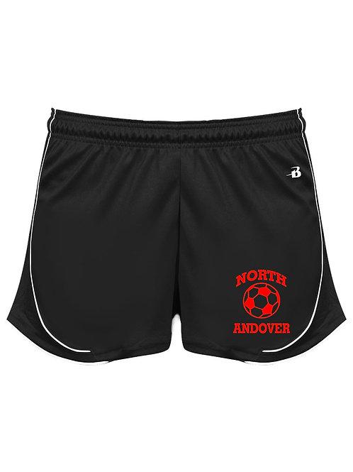 Black Badger Shorts NA Girls Soccer