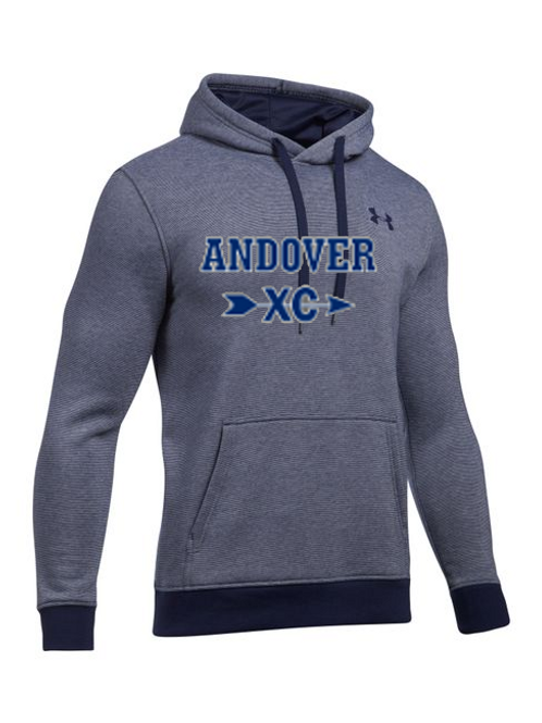 Navy Under Armour Sweatshirt Andover XC