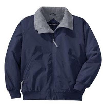 Navy Port Authority Jacket