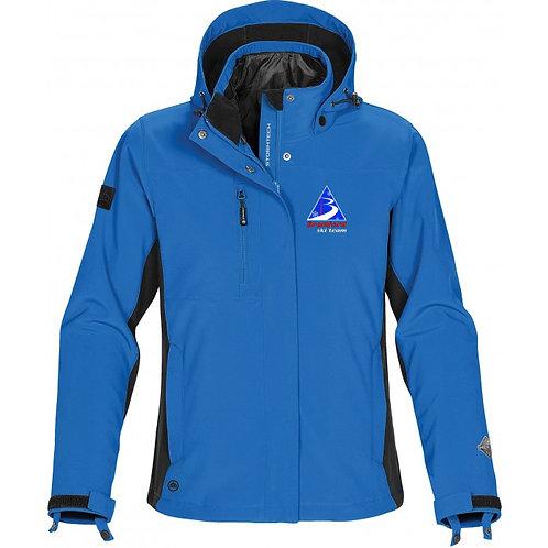 Women's Marine Blue StormTech Atmosphere 3-in-1 System Jacket Bradford Ski