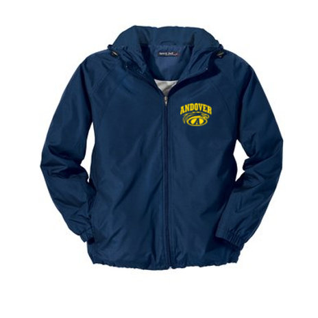 Navy Windbreaker South School