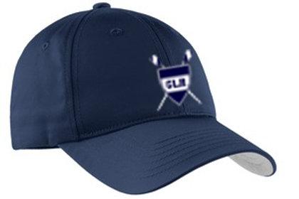 Navy Sport-Tek Baseball Cap