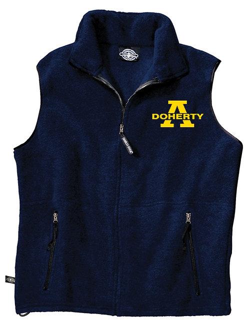 Men's Navy Ridgeline vest