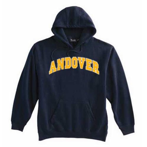 Navy Pennant Andover Hoodie