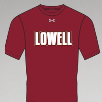 Short and Long Sleeve Cardinal Tee D1 Lowell Track