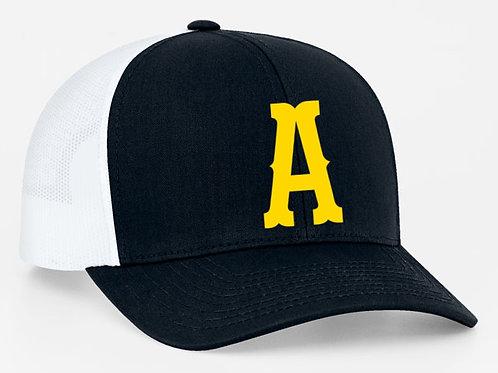 Navy/White Pacific Era Baseball Cap Andover Baseball