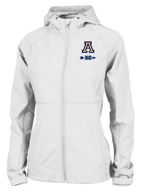 White Charles River Jacket Andover XC