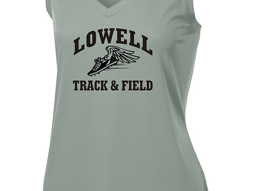 Women's SilverSport-Tek Tank Top Lowell Track
