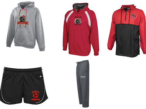1 of everything deal for varsity