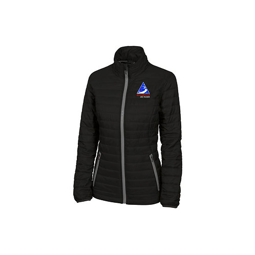 Women's Black Lithium Quilted Jacket Bradford Ski