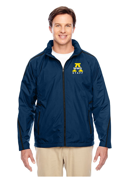 Navy Team 365 Jacket WMS