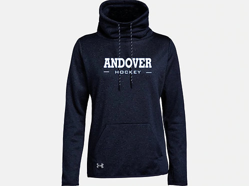 Navy UA Novelty Funnel Neck PA Hockey