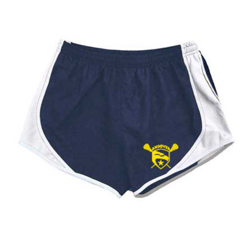 Navy Pennant Ladies Cadence Shorts
