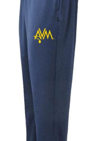 Navy Performance sweatpants AVM